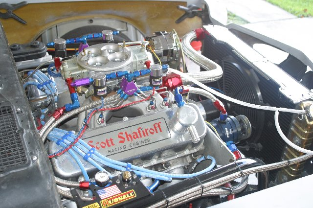 Show Your Engine Compartment